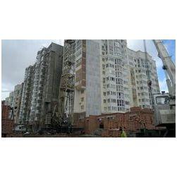 г. Уфа, ул. Владивостокская, многоподъездный жилой дом