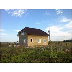 Частный дом п. Нагаево